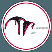 x-gloo canopy